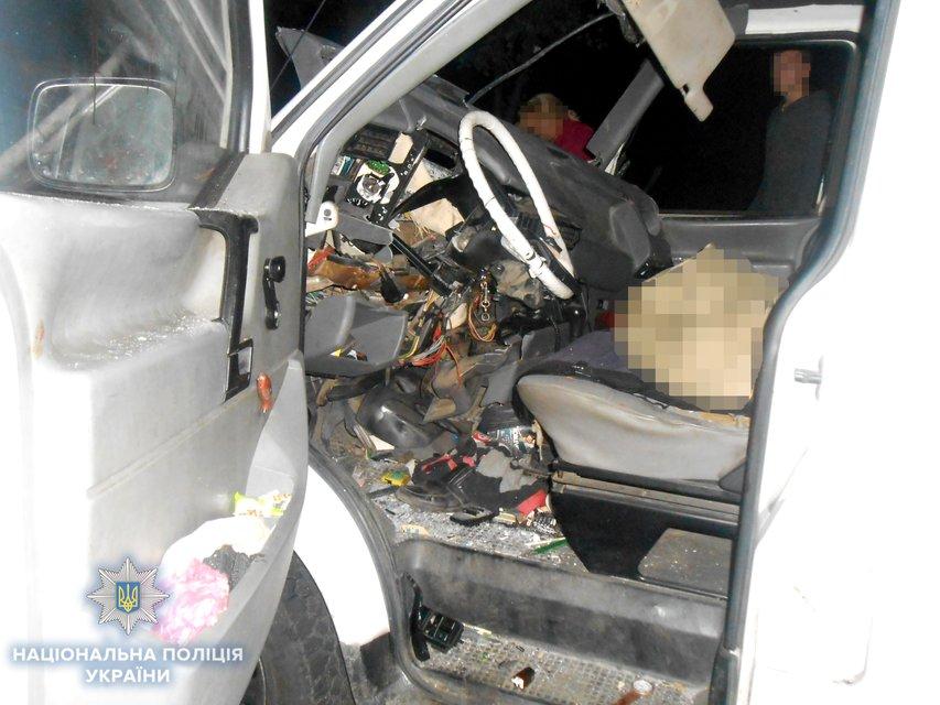 В Ровно произошло смертельное ДТП, погиб боец АТО - фото 137025