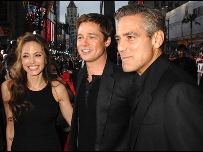Украла корону первой леди Голливуда: Анджелина Джоли ненавидит Амаль Клуни - фото 137190