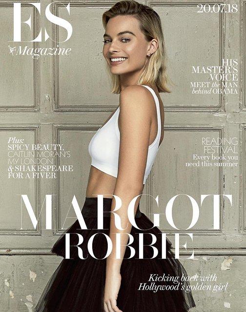 Марго Робби рассказала, как стала актрисой - фото 137307