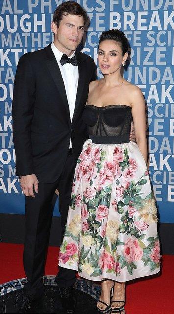 Мила Кунис и Эштон Катчер влюбились благодаря неудачному свиданию вслепую - фото 137332