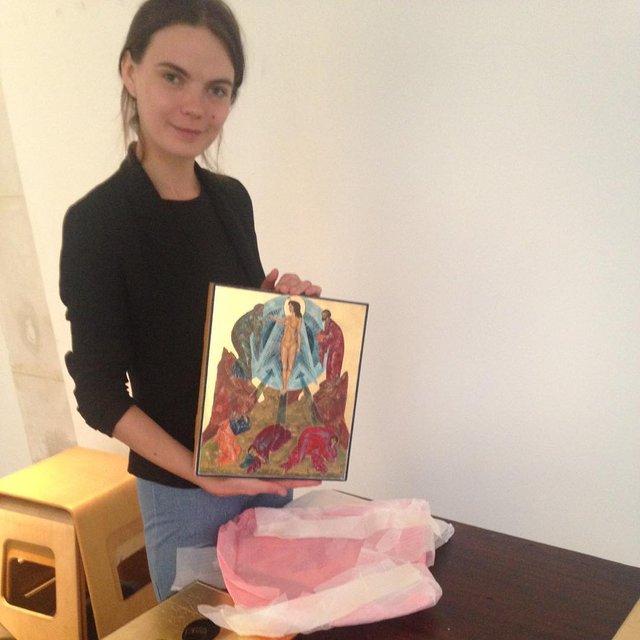 Оксана Шачко: что известно об активистке Femen - фото 137359