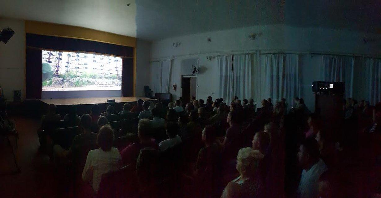 В Чернобыле впервые после аварии провели допремьерный показ фильма - фото 137397