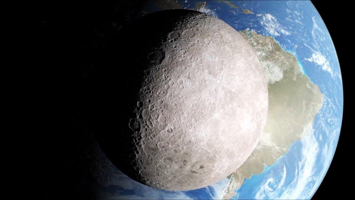 Украинцы смогут увидеть уникальное лунное затмение - фото 137443