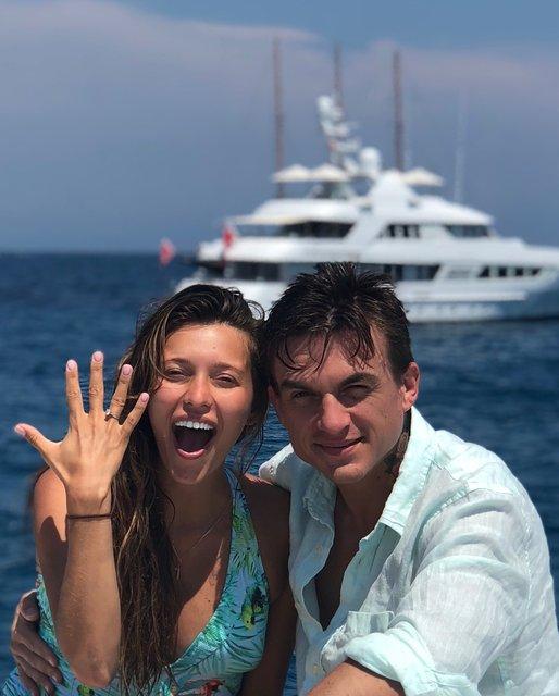 Регина Тодоренко выходит замуж за россиянина Влада Топалова - фото 137640