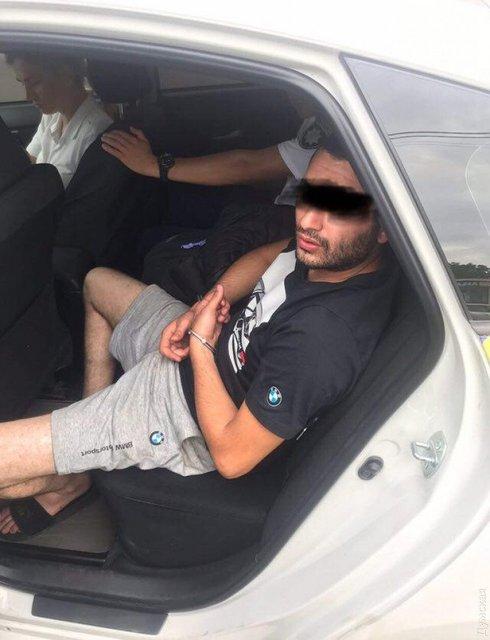 Пьяный брат криминального авторитета насмерть сбил пенсионера в Одессе (ФОТО) - фото 137901