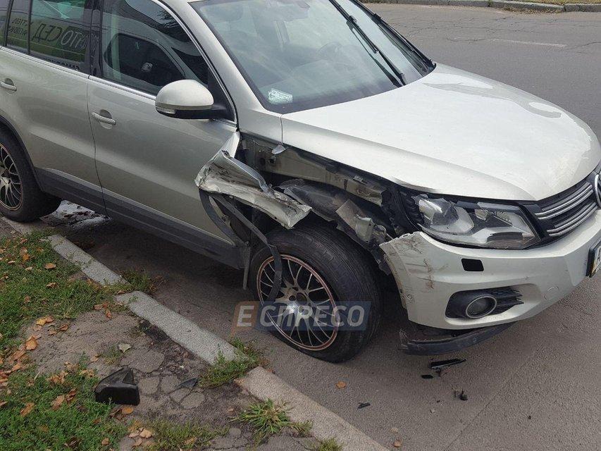 В Киеве внедорожник насмерть сбил женщину на пешеходном переходе - фото 138156