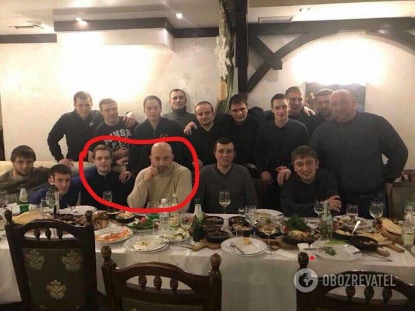 Кирилл Островский является племянником криминального авоторитета - фото 138220