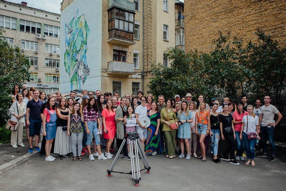Две матери: начались съемки нового украинского сериала - фото 138510