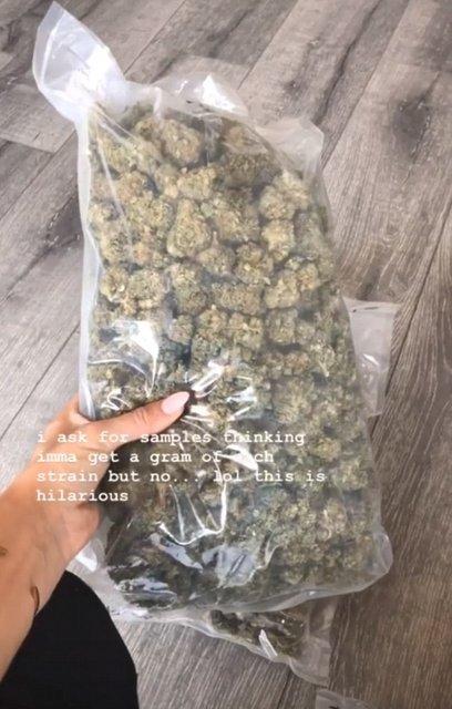 Новая девушка Бруклина Бекхэма - наркодилер - фото 138685