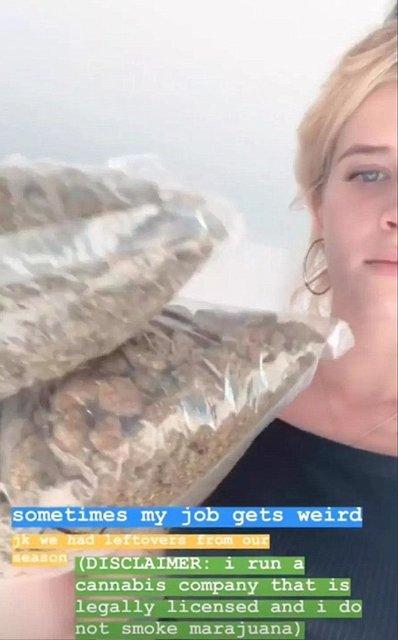 Новая девушка Бруклина Бекхэма - наркодилер - фото 138686