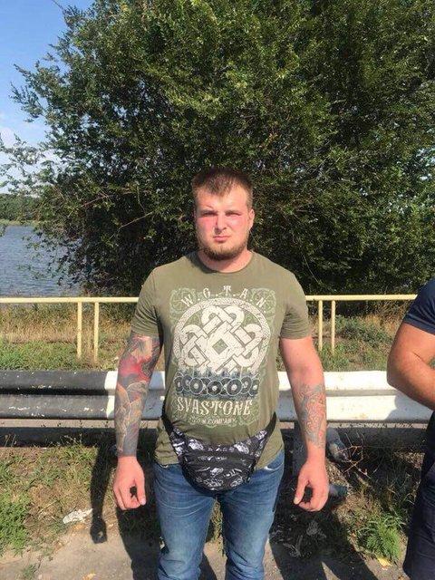 Убийца Виталия Олешко задержан (ФОТО) - фото 138762