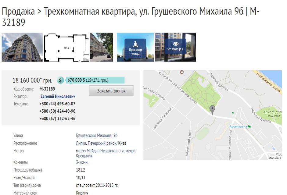 Замок из Игры престолов продают по стоимости квартиры в Киеве - фото 138949