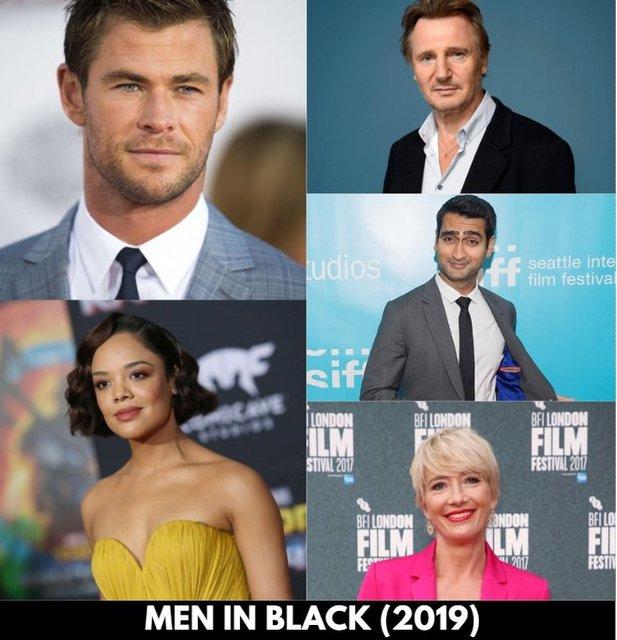 Люди в черном: дата выхода и звездные актеры фильма - фото 138993