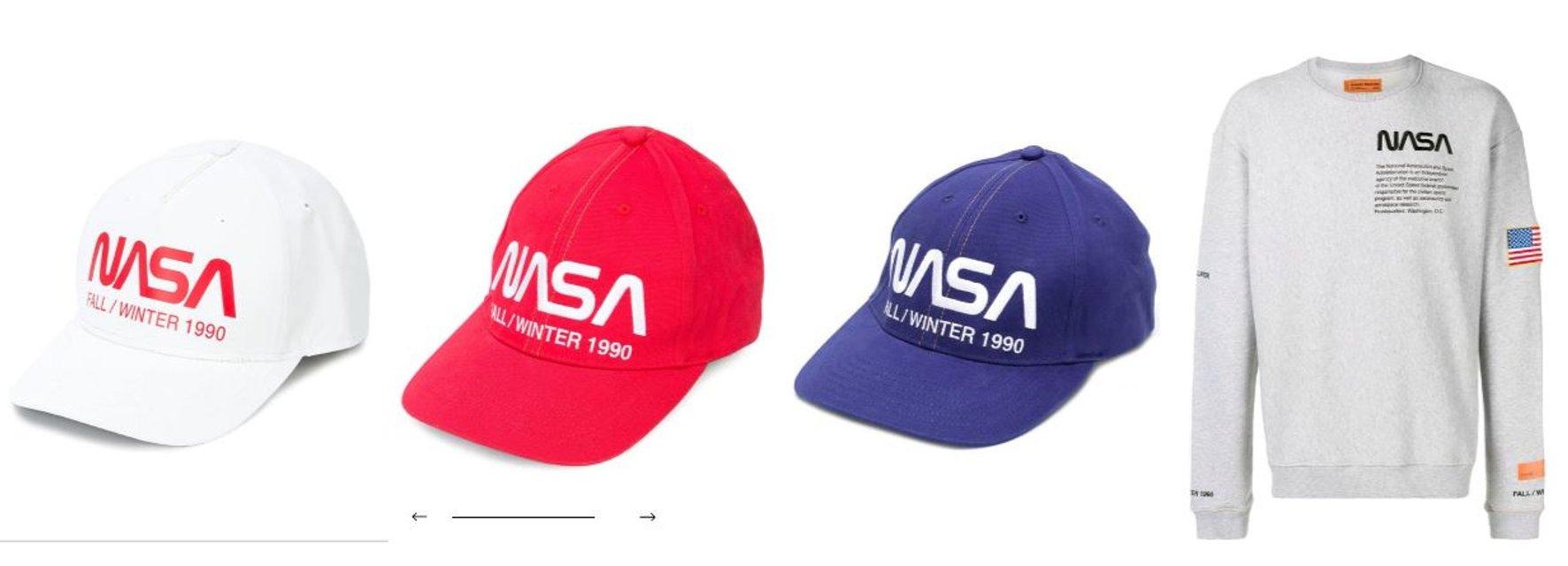 Nasa выпустили коллекцию одежды (фото) - фото 139610