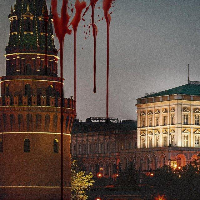 Кровавый Кремль: в сети появился новый постер 'Карточного домика' - фото 139685