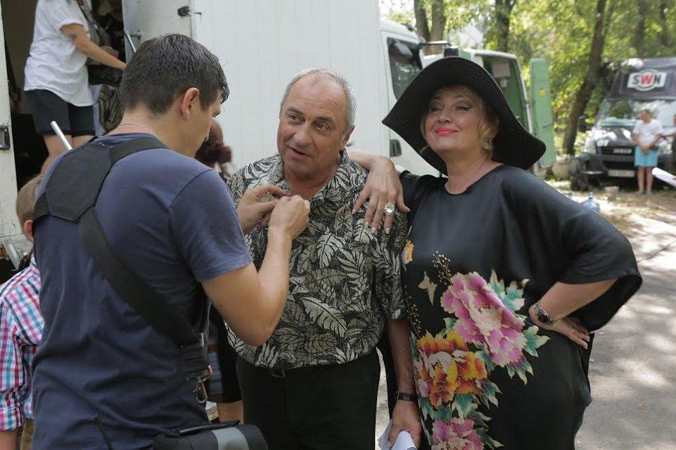 Подорожники: Новый канал начал съемки семейной комедии - фото 140386