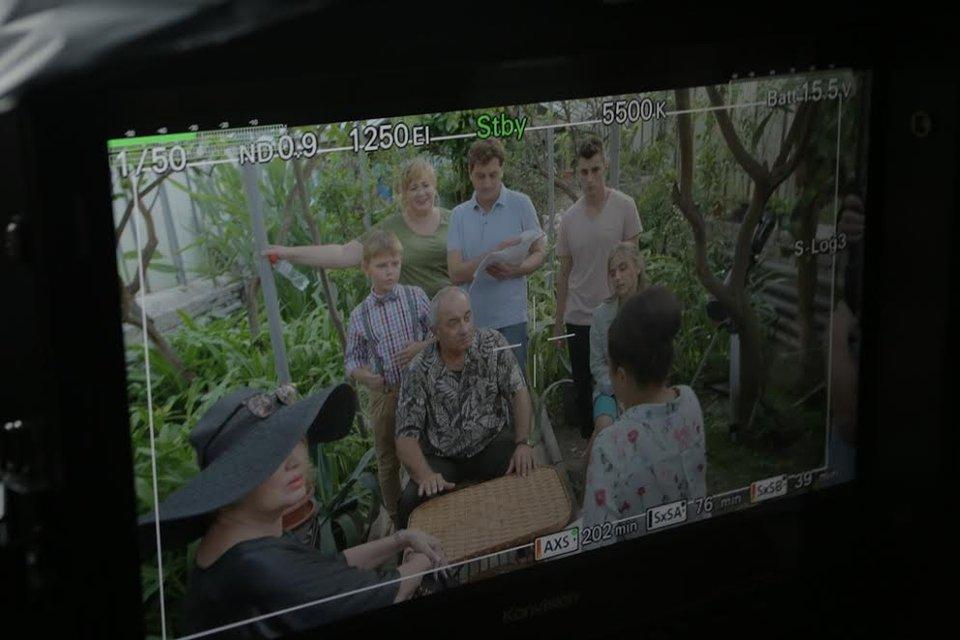 Подорожники: Новый канал начал съемки семейной комедии - фото 140388