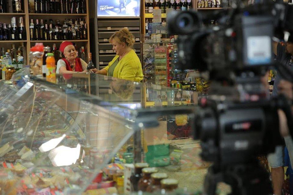 Подорожники: Новый канал начал съемки семейной комедии - фото 140393