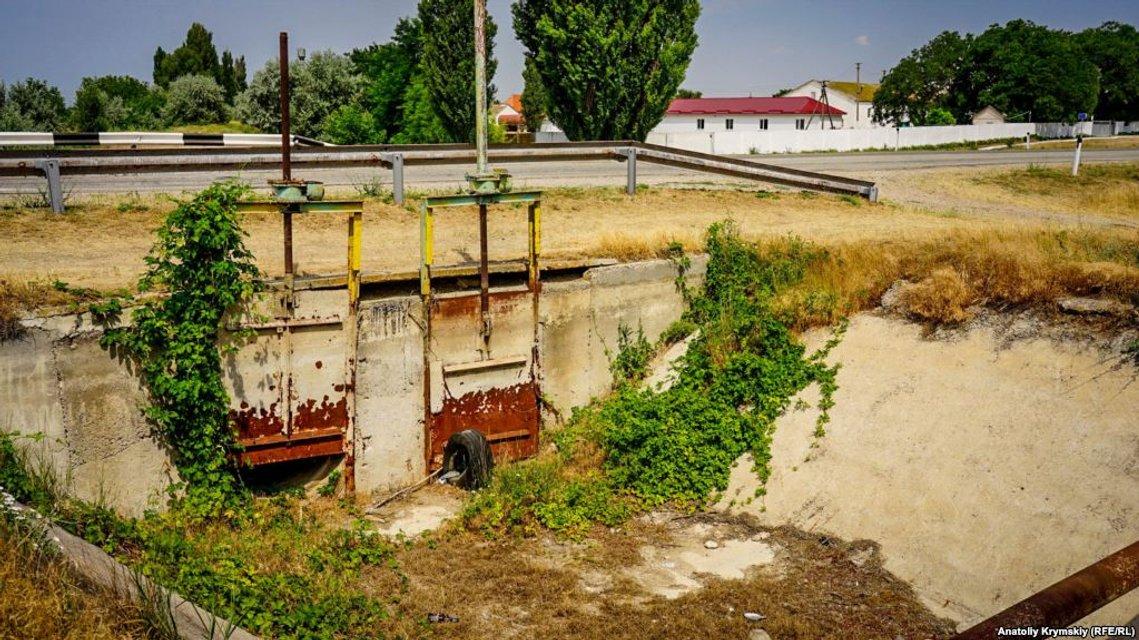 Пропаганда на воде: Как русские довели Крым до экологической катастрофы - фото 140429
