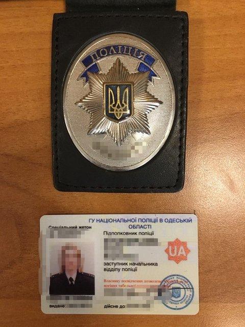 В центре Одессы на взятке погорела замначальника райотдела Нацполиции - фото 140606