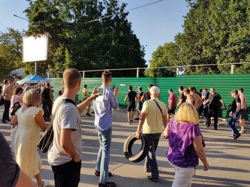 Дефіцити Кальцева: Навіщо у Запоріжжі спиляли півтисячі дерев у центрі міста - фото 140665