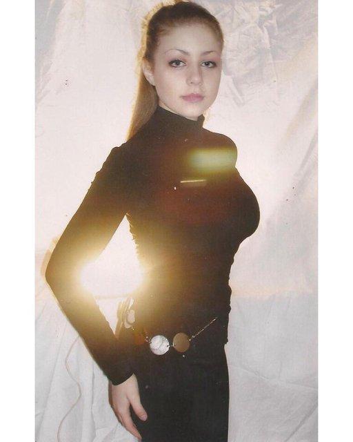Тина Кароль показала, как выглядела в студенческие годы - фото 140678