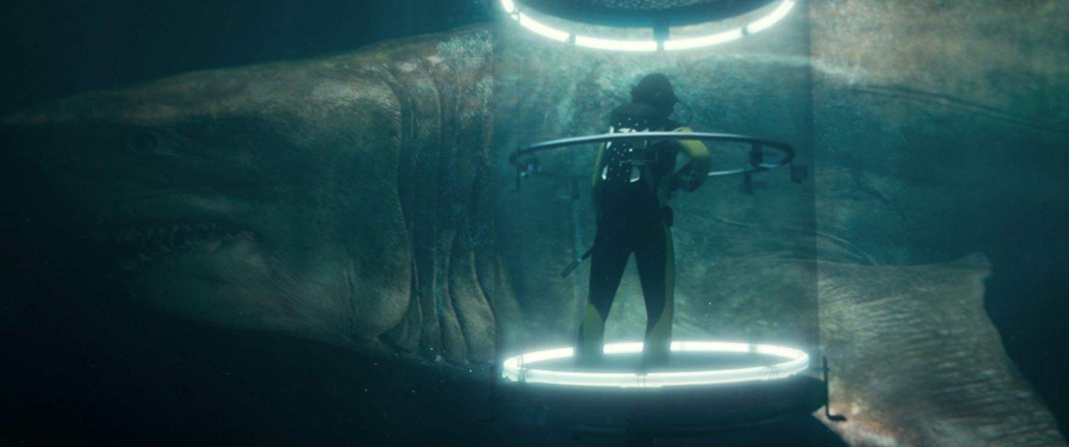 Мэг: Монстр глубины - Стэтхэм на дне - фото 140737