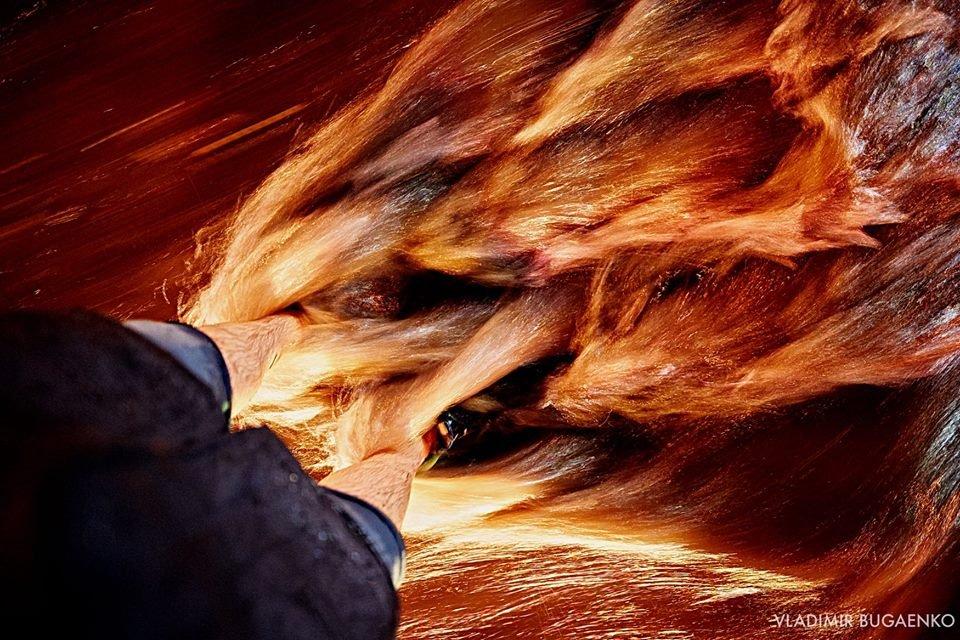 Киевский потоп как искусство: подборка эпичных фото ночной стихии (ФОТО) - фото 141640