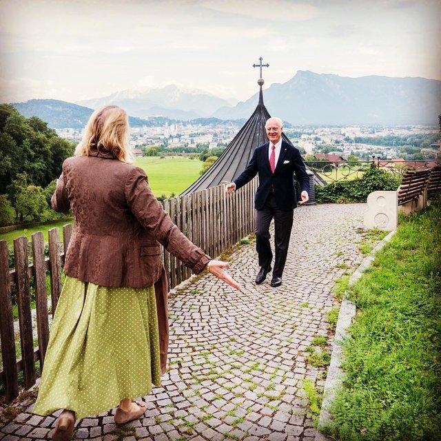 Чужая свадьба: Зачем Путин едет в Австрию - фото 141863
