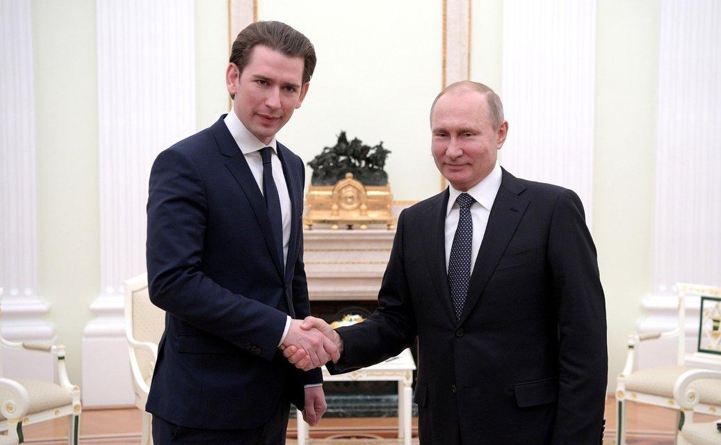 Чужая свадьба: Зачем Путин едет в Австрию - фото 141864