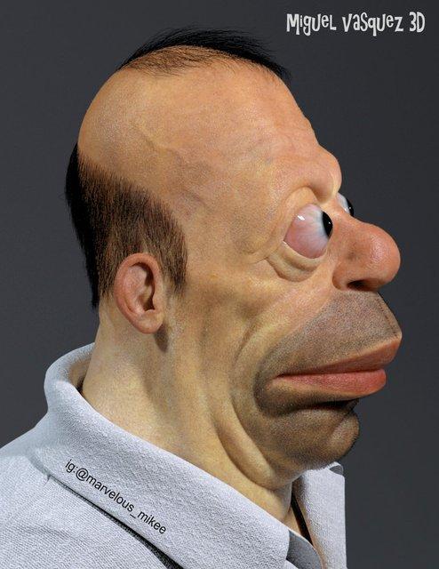 Гомер Симпсон в жизни ужаснул создателя мультсериала Симпсонов - фото 142235