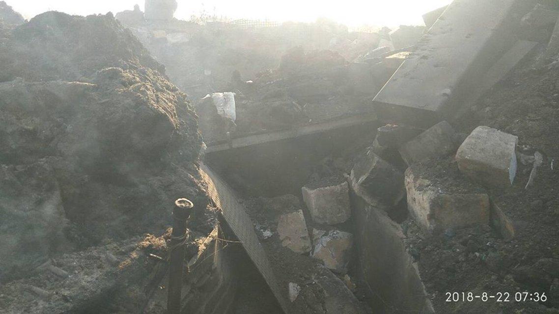 Российские террористы обстреляли жилые районы Зайцево из минометов, есть разрушения - фото 142640