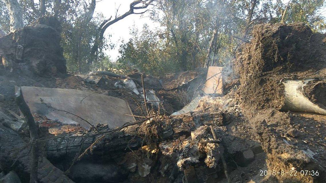 Российские террористы обстреляли жилые районы Зайцево из минометов, есть разрушения - фото 142641