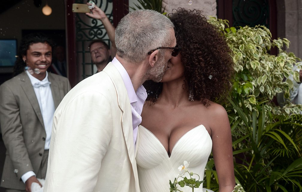 Венсан Кассель женился на Тине Кунаки (ФОТО) - фото 143065