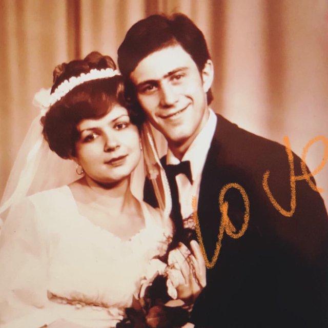 Тина Кароль трогательно поздравила родителей с годовщиной (фото) - фото 143306