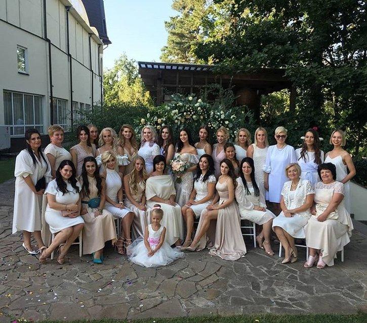 Солистка группы ВИА Гра вышла замуж - фото 143335