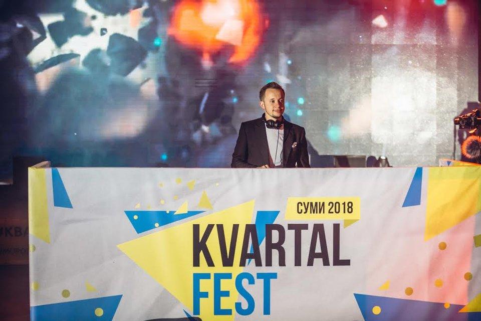 Kvartal FEST: Артем Гагарин провел масштабный концерт для 150 тысяч гостей - фото 143374