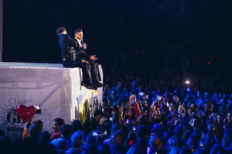 Kvartal FEST: Артем Гагарин провел масштабный концерт для 150 тысяч гостей - фото 143375