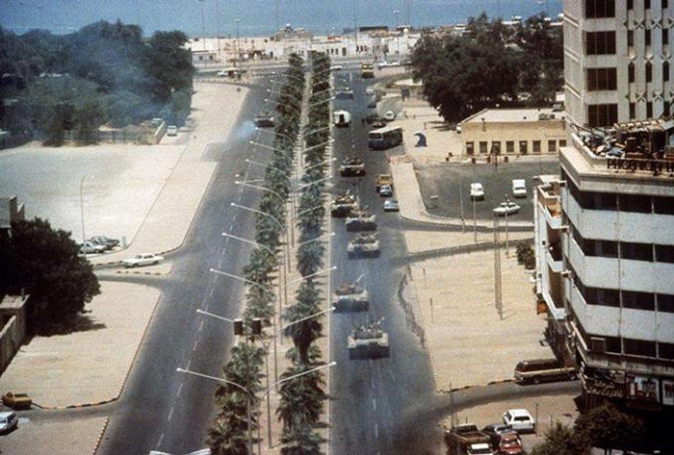 Нефть раздора: Как Саддам Хусейн подавился Кувейтом - фото 143611