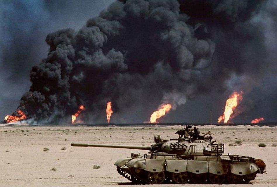 Нефть раздора: Как Саддам Хусейн подавился Кувейтом - фото 143612