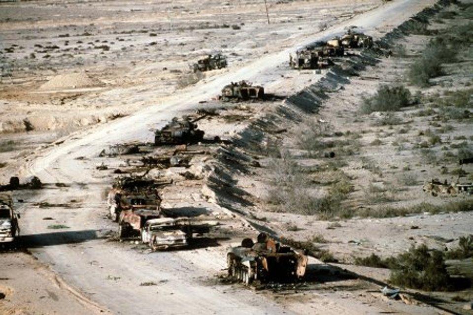 Нефть раздора: Как Саддам Хусейн подавился Кувейтом - фото 143613