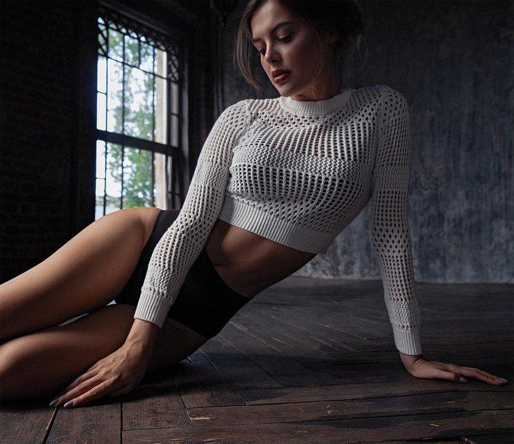 Участница 'ВИА Гры' похвасталась фигурой в нижнем белье - фото 143876