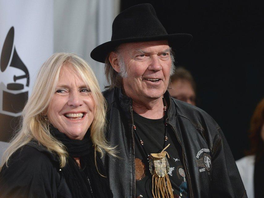 57-летняя звезда «Убить Билла» впервый раз вышла замуж