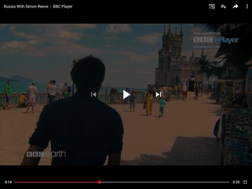 Телеканал Би-би-си показал фильм о 'российском Крыме' и счастье в РФ - фото 144561