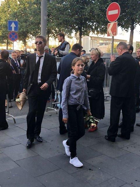 Путин и Медведев приехали на похороны Кобзона (ФОТО) - фото 144884
