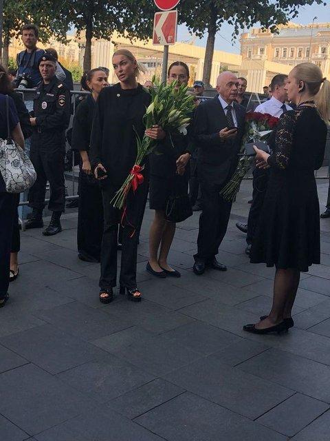 Путин и Медведев приехали на похороны Кобзона (ФОТО) - фото 144888