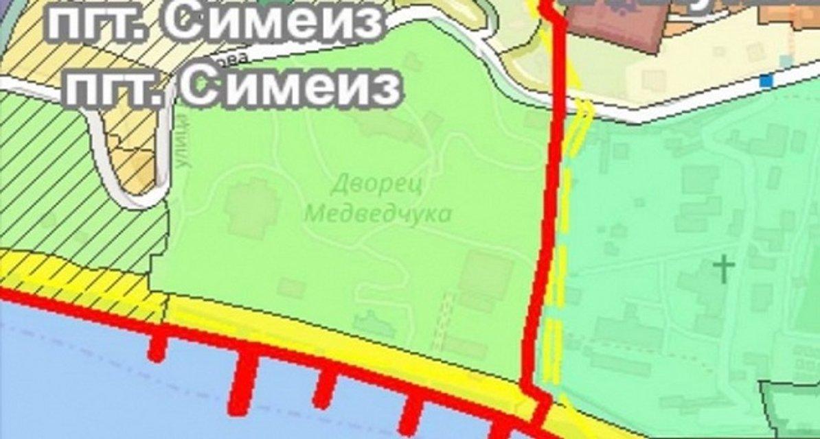 В оккупированном Крыму нашли дворец Медведчука - фото 144996