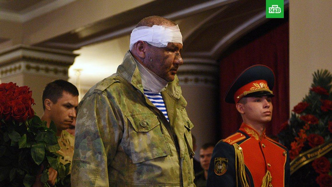 Боевики непоказали наблюдателям ОБСЕ тел Захарченко иего охранника
