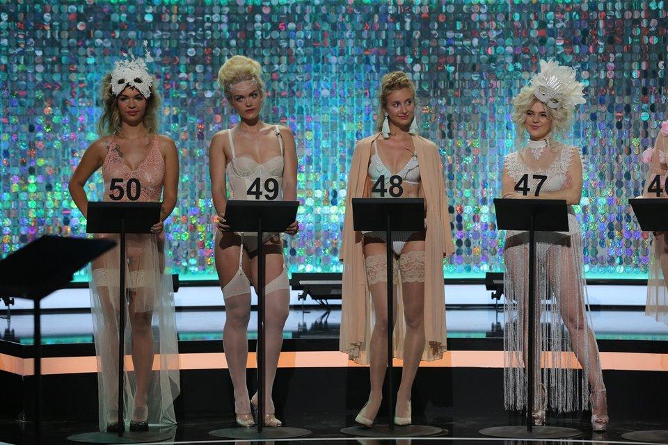 Николай Тищенко раздел 50 блондинок в эфире Нового канала - фото 145311