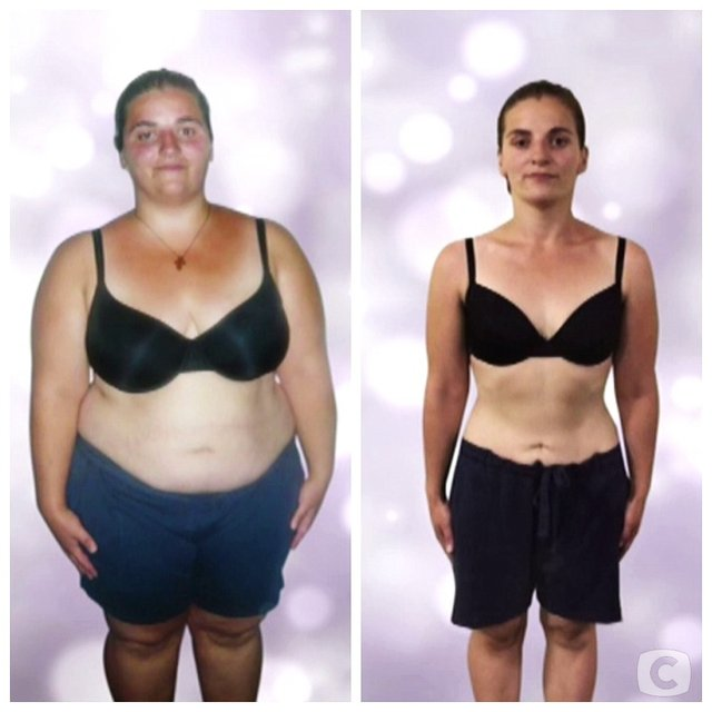 120-килограммовая героиня проекта СТБ похудела вдвое - фото 145339